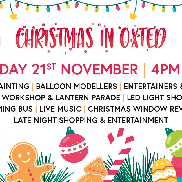 Christmas in Oxted