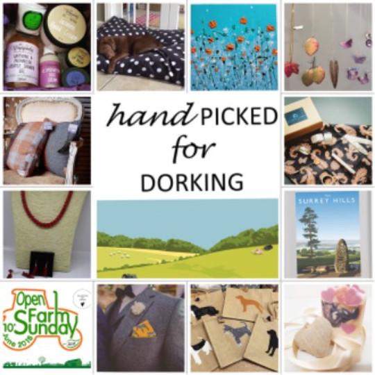 HandPICKED for Dorking - Christmas Market