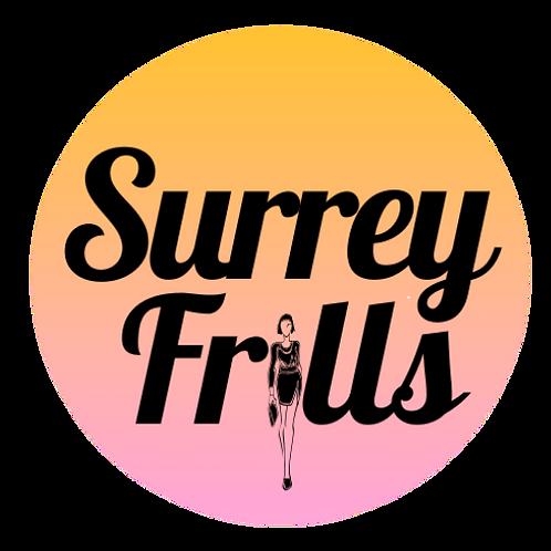Surrey Frills Membership