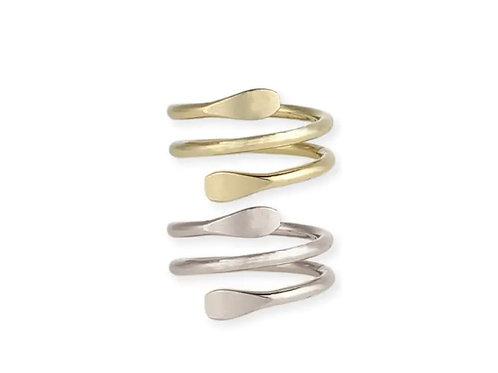 Paddle Wrap Ring