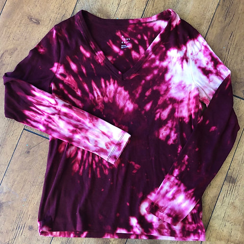 Tie Dye Long Sleeve T