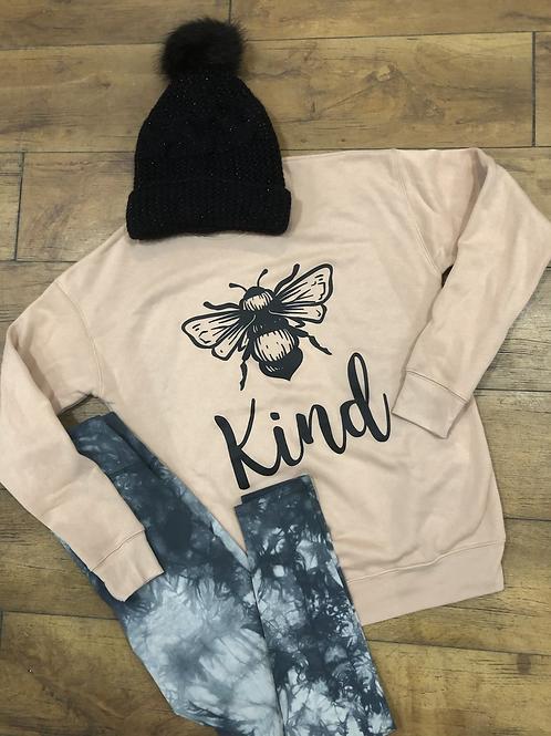 Be Kind Crewneck Sweatshirt