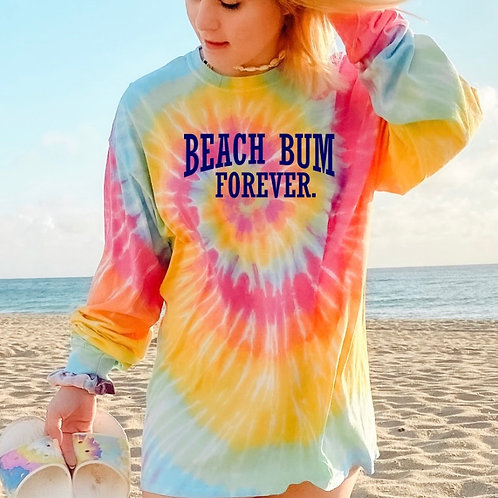Long Sleeve T- Beach Bum
