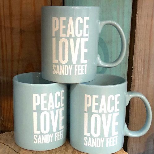 Beach Love Mug