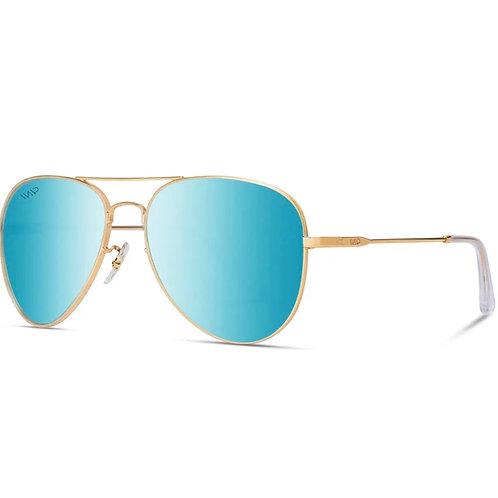 Ellis Classic Mirrored Sunglasses