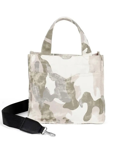 Millie On The Go Tote - Camo