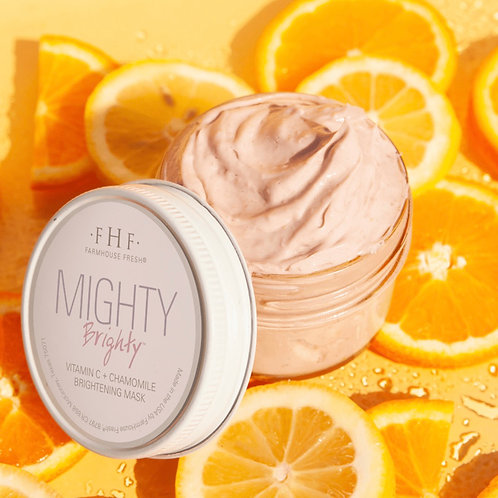 Mighty Brightly Brightening Mask