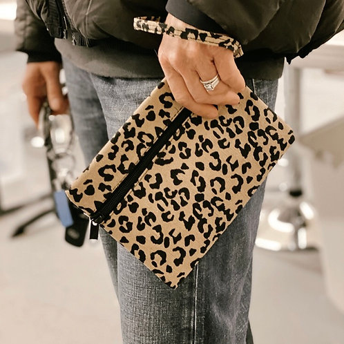 Canvas Clutch (options available)