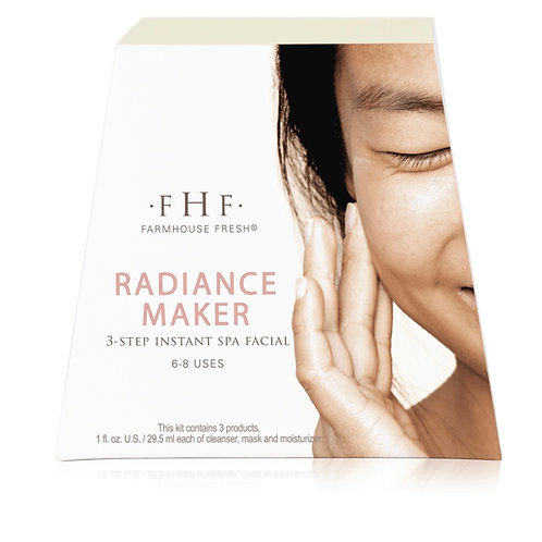 Radiance Maker Facial Kit