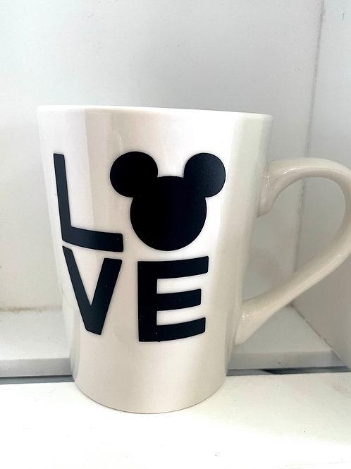Love Mug -Disney
