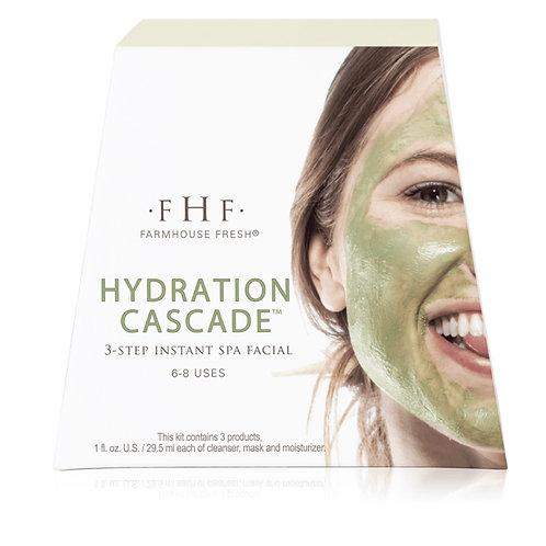 Hydration Cascade Facial Kit