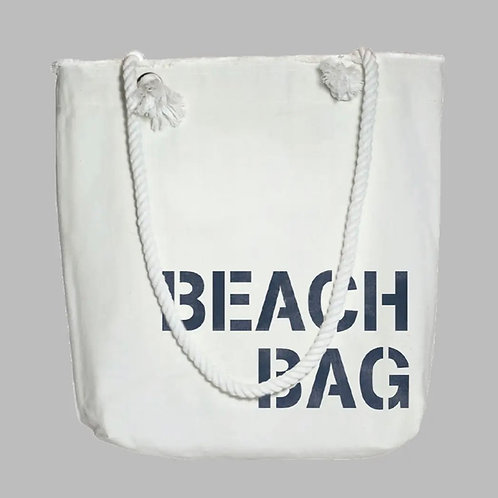 Tote Bag W/Rope Handles (pattern options available)