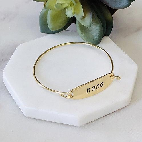 Nana Bamgle Bracelet