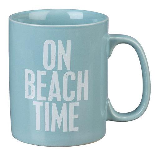 20oz Mug - On Beach Time