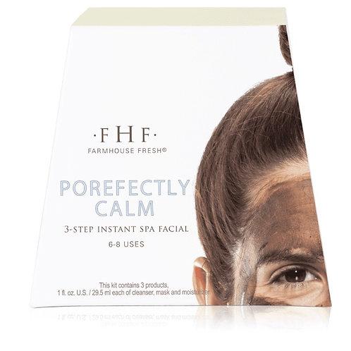 Porefectly Calm Facial Kit