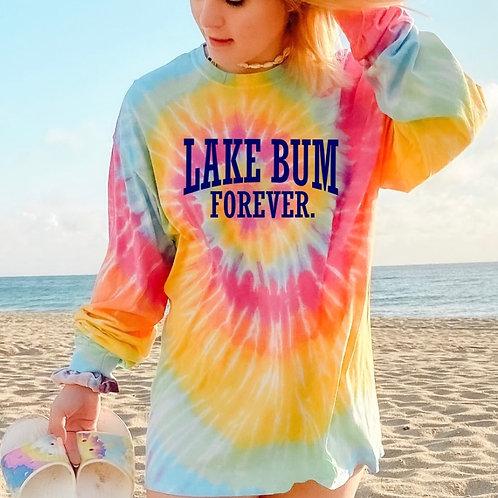 Long Sleeve T- Lake Bum
