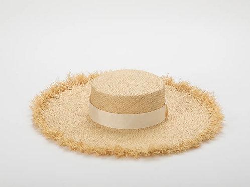 Leigh Straw Sun Hat