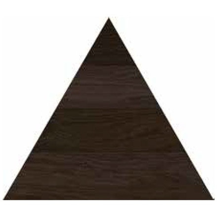 TRIANGOLO CAFFE 300X260mm - Thickness 14mm