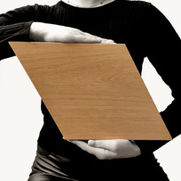 CARO FLAT 250X250MM, 1 m²= 19PCS, THICKNESS 15mm