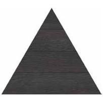 TRIANGOLO PIOMBO 300X260mm - Thickness 14mm