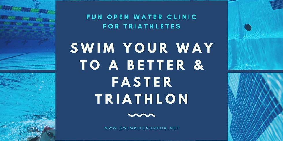YMCA Camp Moody OWS Swim Clinic