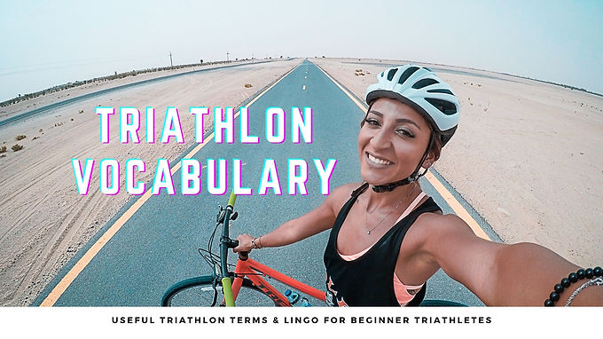 Useful Triathlon Terms Beginner Triathletes Must Know