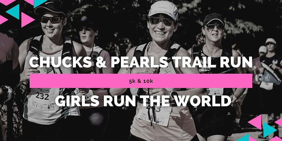 Chucks & Pearls Girls Run the World Run