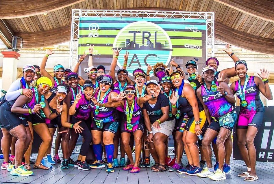 FastChix National Women's Triathlon Club