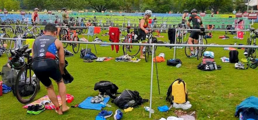 5 Things Not to Bring to Your First Triathlon Transition