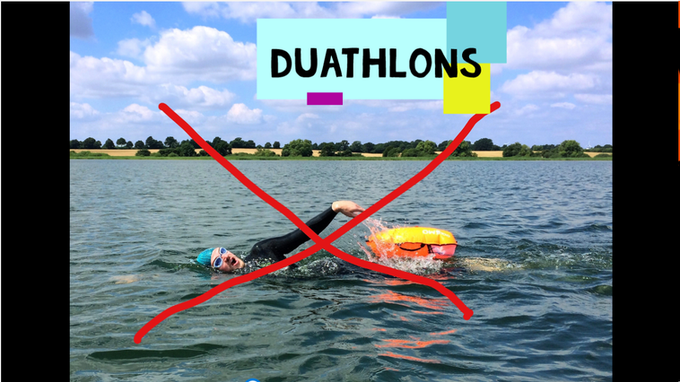 Duathlon| Perfect Race For Triathletes Who Actually Hate The Swim
