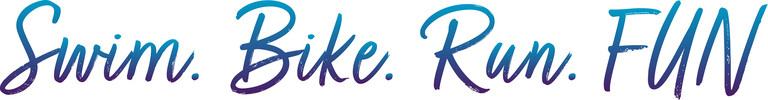 Swim Bike Run Fun Blog Signature Logo