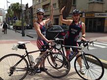 cc and sheri in span on bike!.jpg