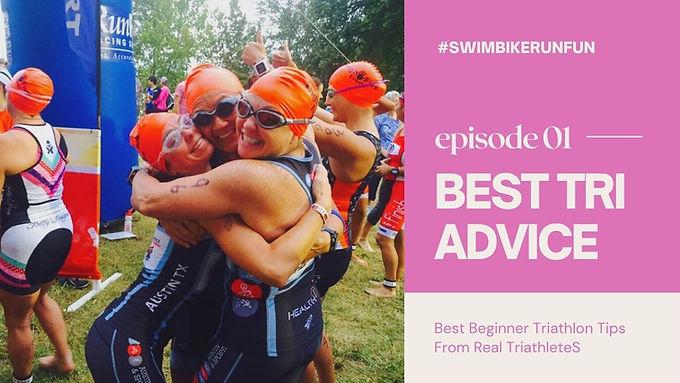 Best Beginner Triathlon Tips From Triathlete Mama K