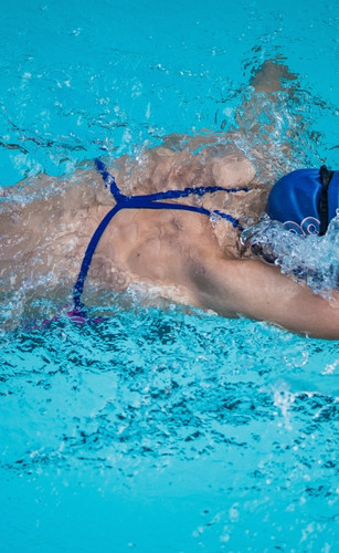 Pool Swim Training