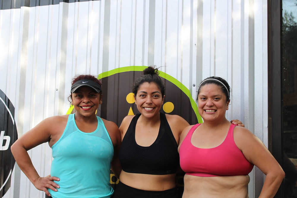 Latina Runners SportsBra Squad Running Group Austin, TX