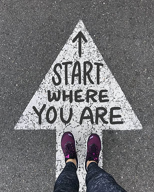 Motivational Affirmations: Start Where You Are