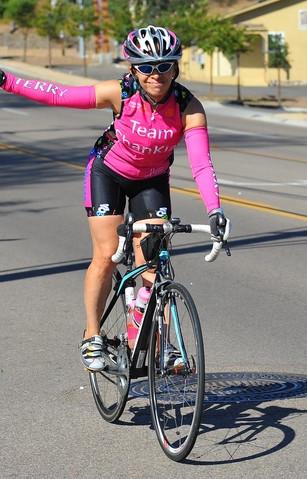 Triathlete Cyclist
