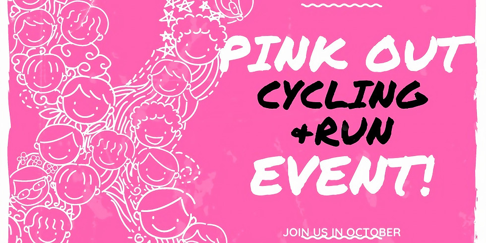 Pink Out Cycling/Run Event
