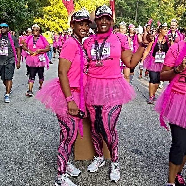 tiara and tutu runner melanin.jpg