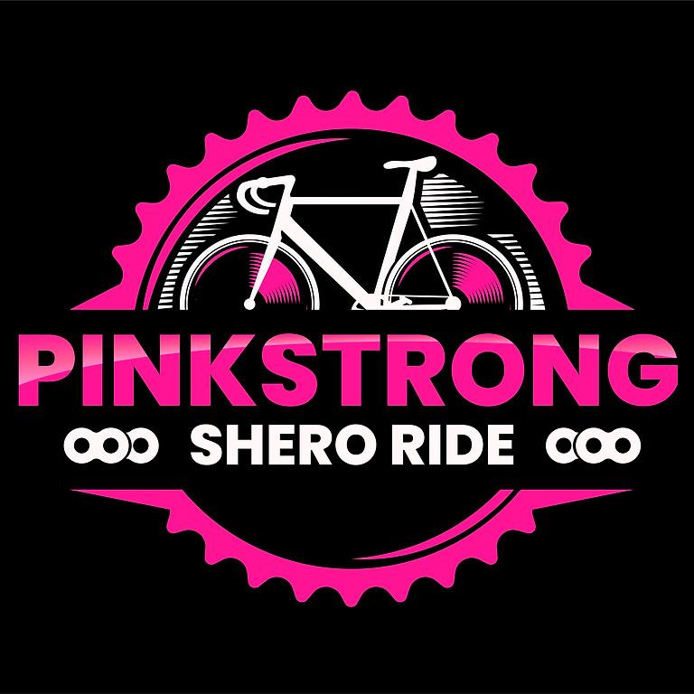 Veteran's Day PinkStrong Shero Ride