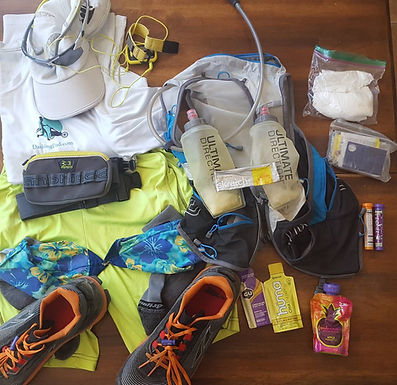 Quick Race Day Checklist For Runners & Duathletes