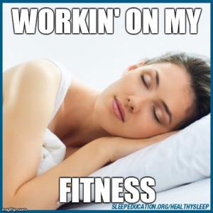 Sleep Important For Triathletes