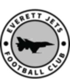 Everett Jets FC Logo Silver.png