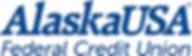 Alaska USA FCU Logo Blue.png