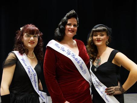 Election Miss Pin-Up Hauts de France 2019