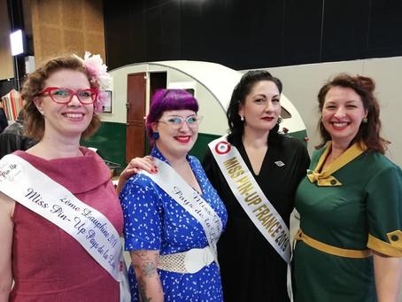 Salon So rétro Angers vu par les Miss