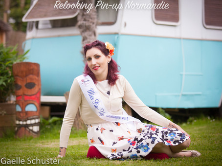 Miss Pin-Up Normandie