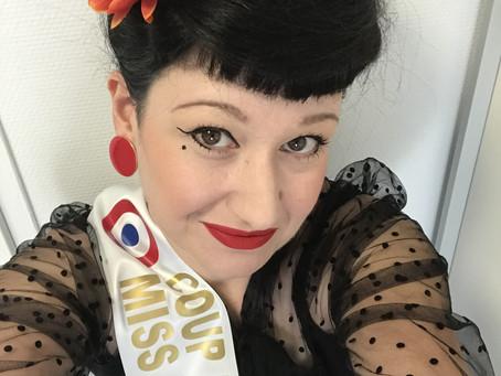 """Ludivinie alias """"Miss Ludi Cherry"""" Coup de Coeur Comité 2021"""