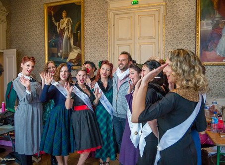 Reportage Election Miss Pin-Up France