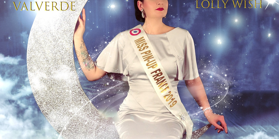 Election Miss Pin-Up France 2020